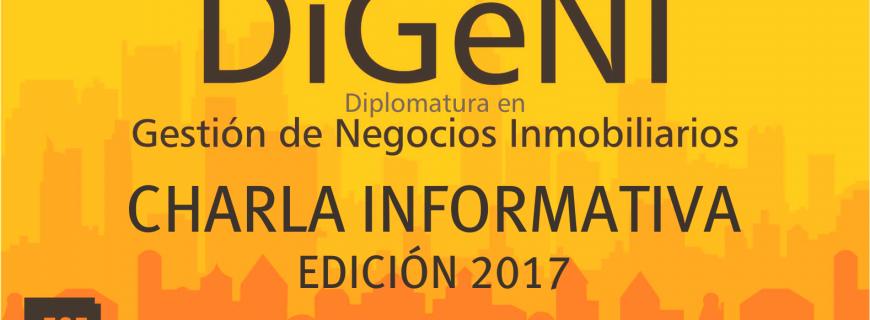 Charla Informativa Edición 2017