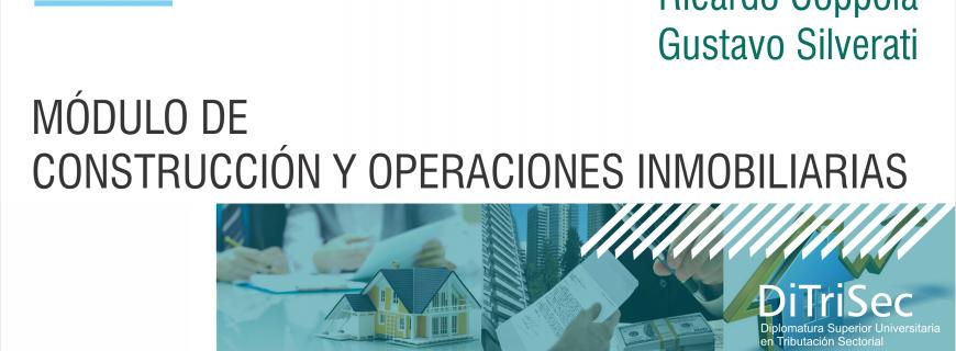 Módulo Sector de la Construcción y de las Operaciones Inmobiliarias