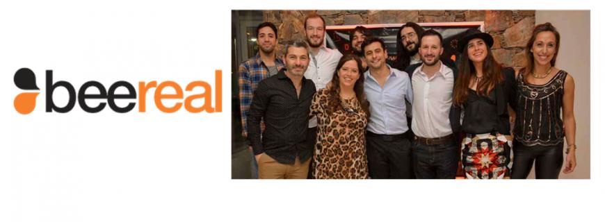 BeeReal, empresa de antiguos alumnos de nuestro MBA, celebró sus primeros cinco años