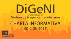 Ùltima Charla Informativa Edición 2017