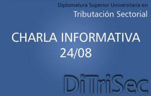 Charla Informativa 24/08